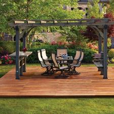 Encuentra muebles para jardin a precios incomparables for Calentadores para jardin